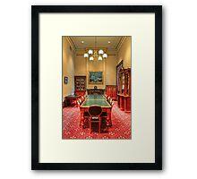 Queensland Parliament • Brisbane • Australia Framed Print