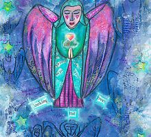 15 Angels looking over me by Melissa Underwood
