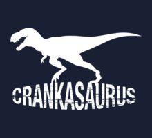 Crankasaurus White Kids Clothes