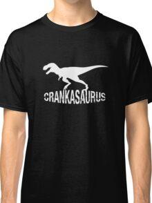 Crankasaurus White Classic T-Shirt