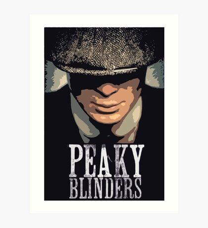 Peaky Blinders Art Print