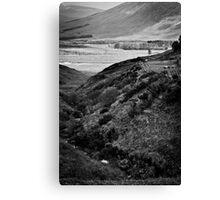 The Scottish Highlands No.10 Canvas Print