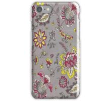 Decorative Flowers iPhone 4s Case iPhone Case/Skin