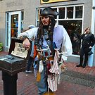 Captain Jack Sparrow (not the real one) too bad... by Poete100