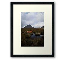 The Scottish Highlands No.8 - Abandoned Framed Print