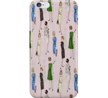 Woman iPhone 4 & 4s Case iPhone Case/Skin