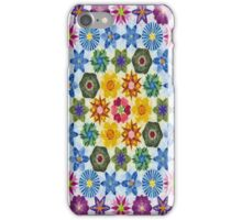Flower Garden iPhone 4 & 4s Case iPhone Case/Skin