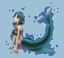 Pollux Mermaid (Plain) by EclipsedSoul