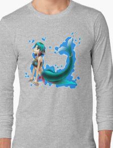Pollux Mermaid (Plain) Long Sleeve T-Shirt
