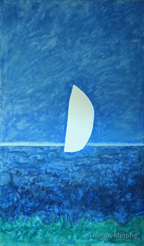 Ghost Sail by Thomas Murphy