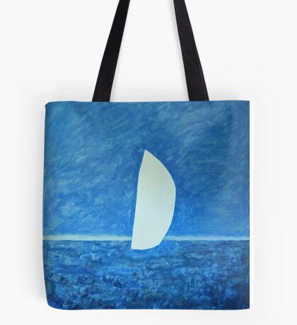 Ghost Sail Tote Bag