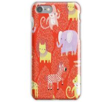 Organic Safari iPhone 4 & 4s Case iPhone Case/Skin