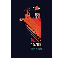 Hollow Halloween - Dracula Photographic Print