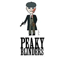 Peaky Blinders Toon Photographic Print