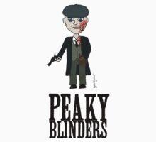 Peaky Blinders Toon by garigots