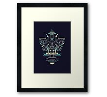 Illusive Minds Framed Print