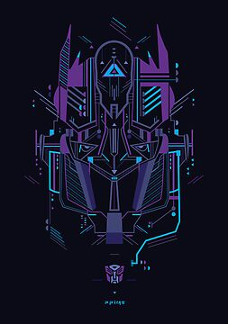 Optimus by Petros Afshar