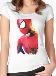 Geometric ASM 2 Women's Fitted Scoop T-Shirt