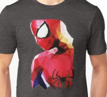 Low Poly Spider-Man Unisex T-Shirt