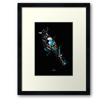 Bluejay Framed Print