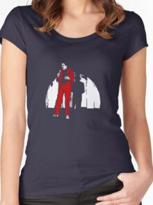 Richard Pryor Live on the Sunset Strip Women's Fitted Scoop T-Shirt