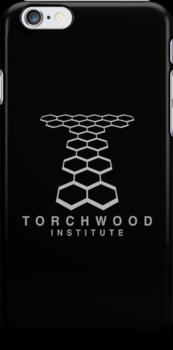 Torchwood Current Logo Case by Christopher Bunye