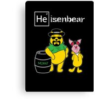 Heisenbear and Pigman Canvas Print