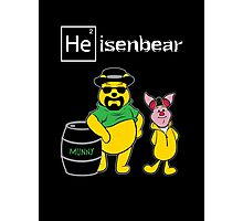 Heisenbear and Pigman Photographic Print