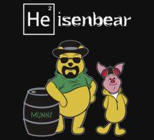 Heisenbear and Pigman by Vitaliy Klimenko