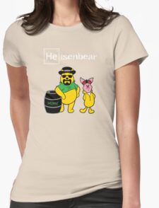 Heisenbear and Pigman Womens Fitted T-Shirt