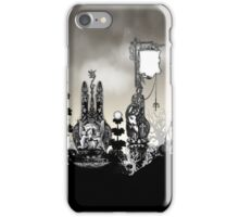 The Secret Amsterdam, from the Black Ibis iPhone Case/Skin
