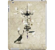 The Crow's Treasures iPad Case/Skin