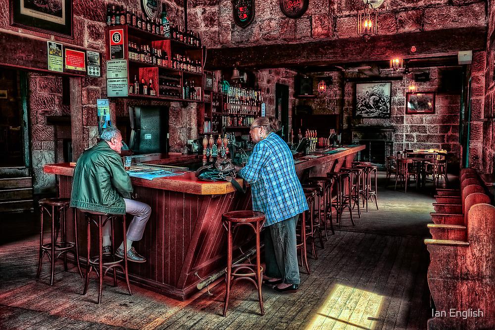 Pub Talk by Ian English