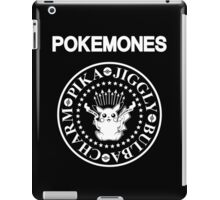 Hey Ho, Catch 'Em All iPad Case/Skin