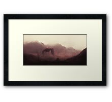 Birdwalker Framed Print