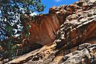 Yourambulla Caves - Flinders Ranges by Ian Berry