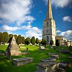 St Mary&#x27;s, Painswick, Cotswolds, England by Giles Clare
