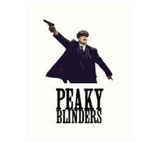 Peaky Blinders Murphy Art Print
