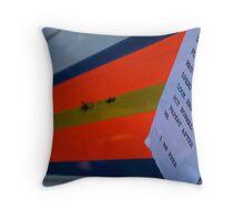 Occupy LSX ~ Day 1 Throw Pillow