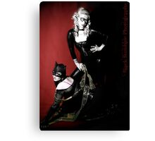 Trick or Treat.... Canvas Print