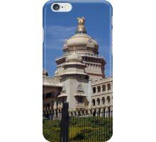 Vidhana Soudha, Bangaluru iPhone Case/Skin