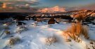 Mt Ngauruhoe in the Cloud by Michael Treloar
