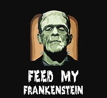 Feed My Frankenstein ( iPhone Case ) by PopCultFanatics