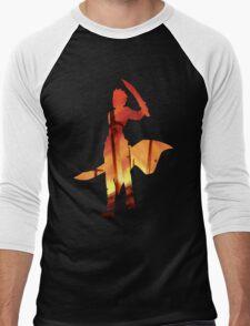 Unlimited Blade Works Men's Baseball ¾ T-Shirt