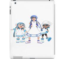 Squid Girl with Inklings! iPad Case/Skin