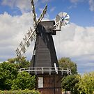 Windmill - Kent, UK. by DonDavisUK