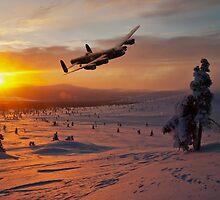 A Winter Sortie by J Biggadike