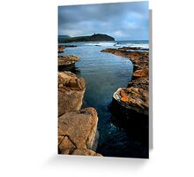 Kimmeridge Greeting Card