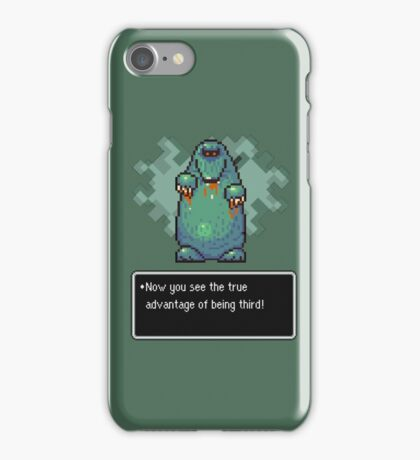 The Third Strongest Mole iPhone Case/Skin