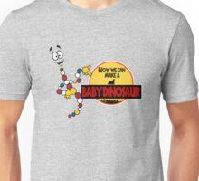 Mr. DNA! Making Baby Dinosaurs! Unisex T-Shirt